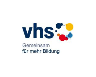 Logo VHS - Gemeinsam für mehr Bildung