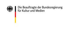 Logo Beauftragte der Bundesregierung für Kultur und Medien